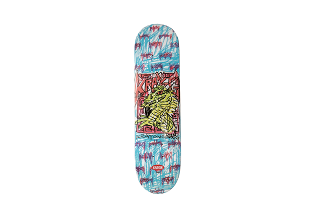 DRAGON SKATEBORD