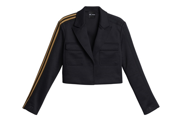 IVP CROPPED SUIT JACKET