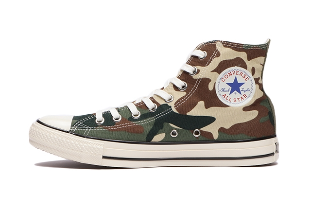 ALL STAR US CAMO HI