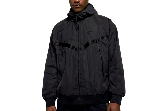 NSW TECH WOVEN WINDRUNNER JKT