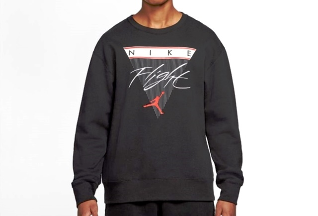 JORDAN FLIGHT GRAPHIC PO FLEECE