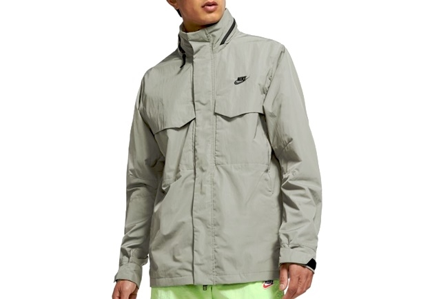 NSW HOODED M65 JKT