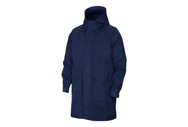 NSW HOODED PARKA
