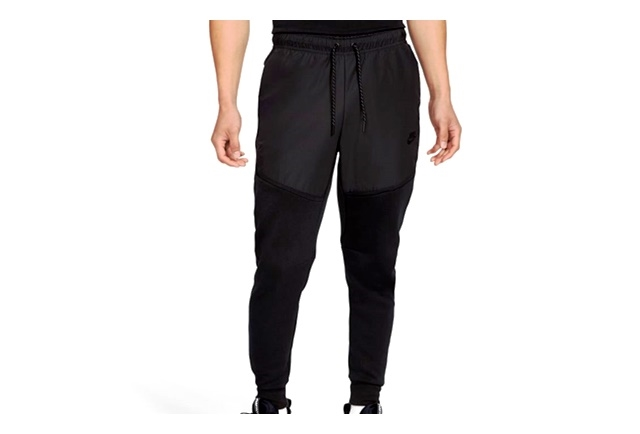 NSW TECH FLEECE WOVEN MIX JOGGER PANTS