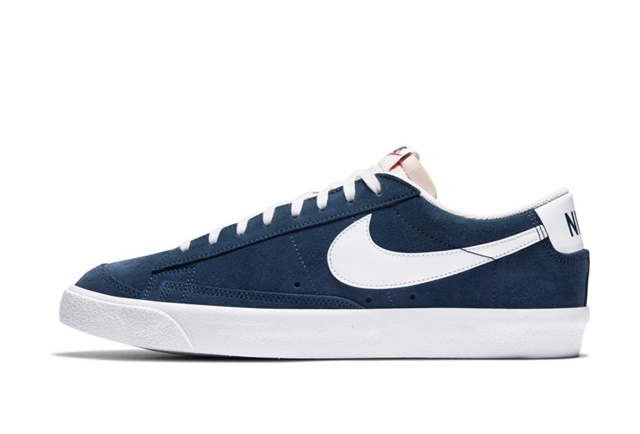 BLAZER LOW '77 SUEDE