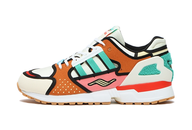 "ZX 10000 A-ZX ""KRUSTY BURGER"""