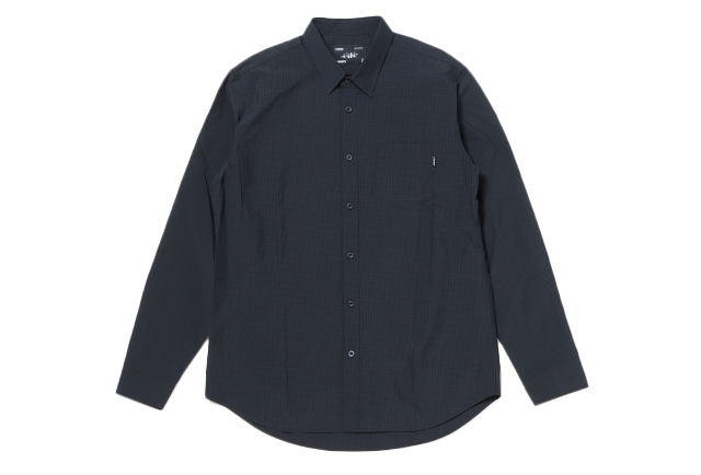 PLAID CORDURA NYLON L/S SHIRT