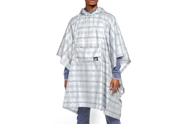 NSW SHOWER WOVEN PONCHO