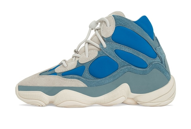 YEEZY 500 HIGH -FROST BLUE-