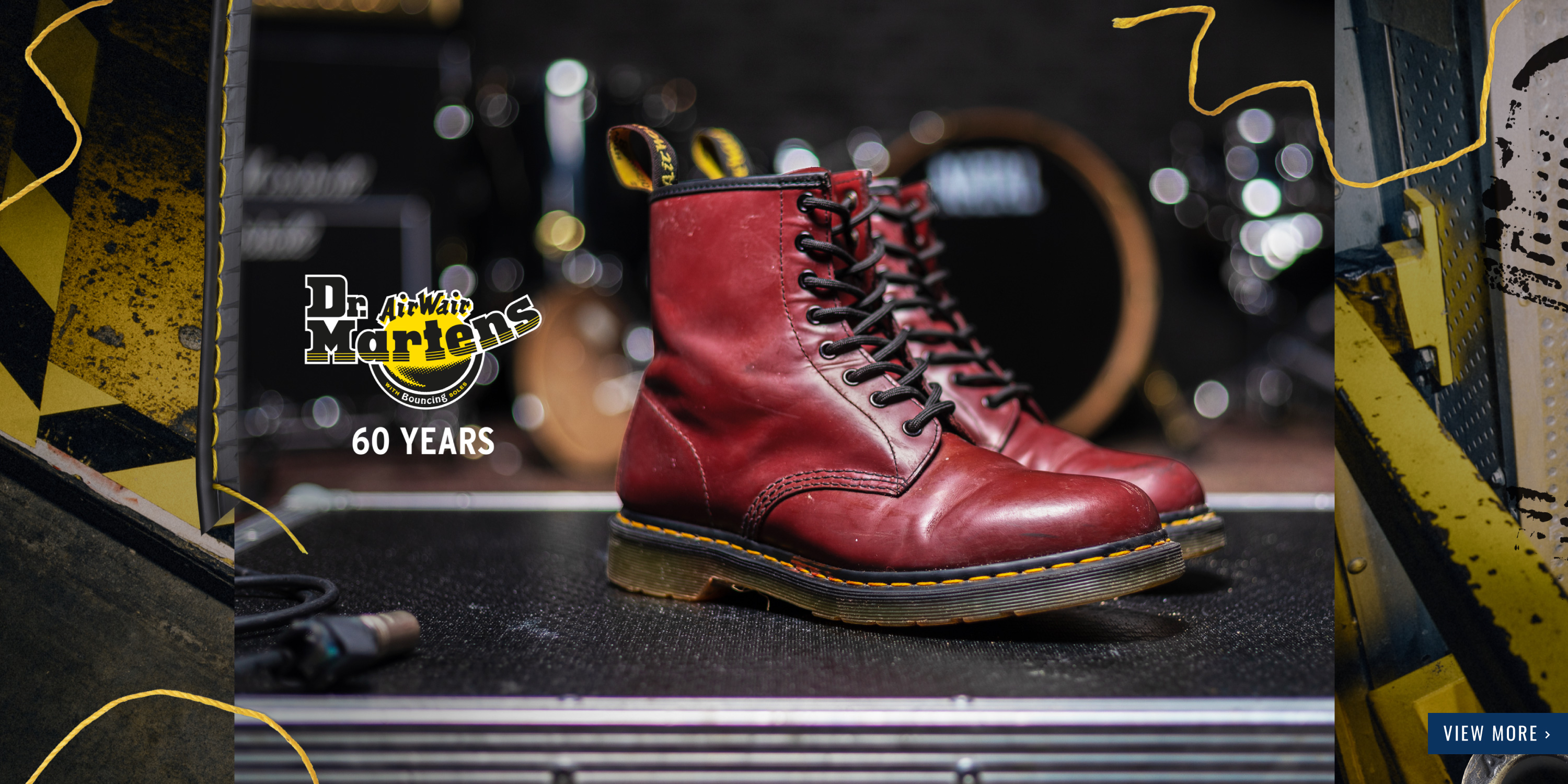 Dr.Martens 60 YEARS