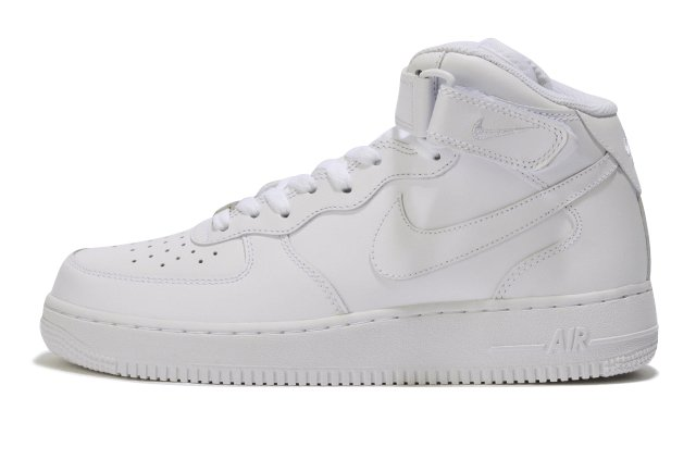 AIR FORCE 1 MID '07 WHT