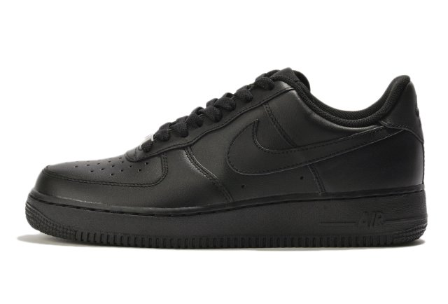 AIR FORCE 1 07 BLK