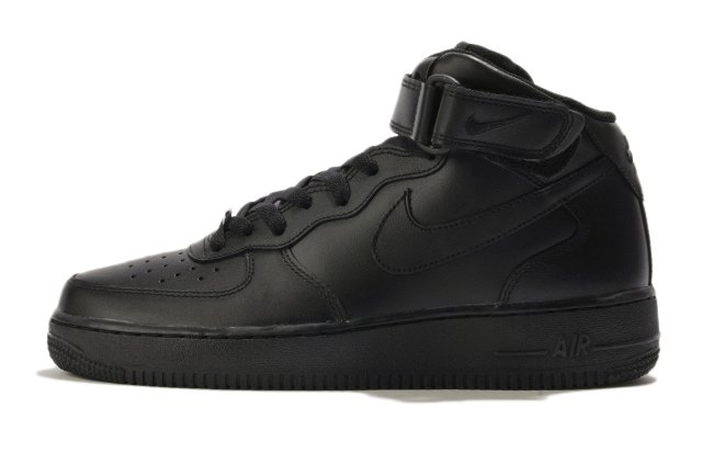 AIR FORCE 1 MID '07 BLK