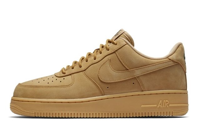 AIR FORCE 1 '07 WB FLAX