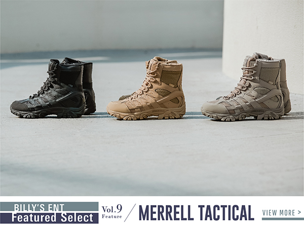 BILLY'S ENT Featured Select vol.9 MERRELL TATICAL